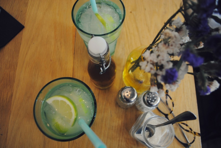 limonades du Prélude, un restaurant sain et biologique à Saint-Gilles