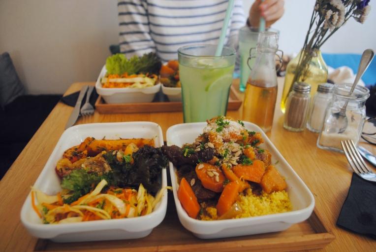 Bento du Prélude, un restaurant sain et biologique à Saint-Gilles