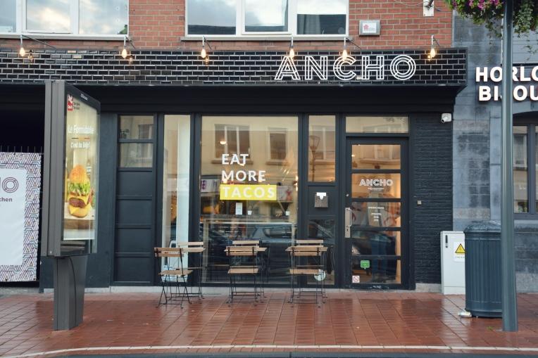 Ancho est un restaurant mexicain à Waterloo